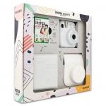 Фотоаппарат компактный FUJIFILM INSTAX MINI 11 BOX (ICE WHITE)