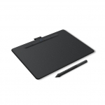 Графический планшет Wacom, Intuos Medium Bluetooth (CTL-6100WLK-N, Чёрный
