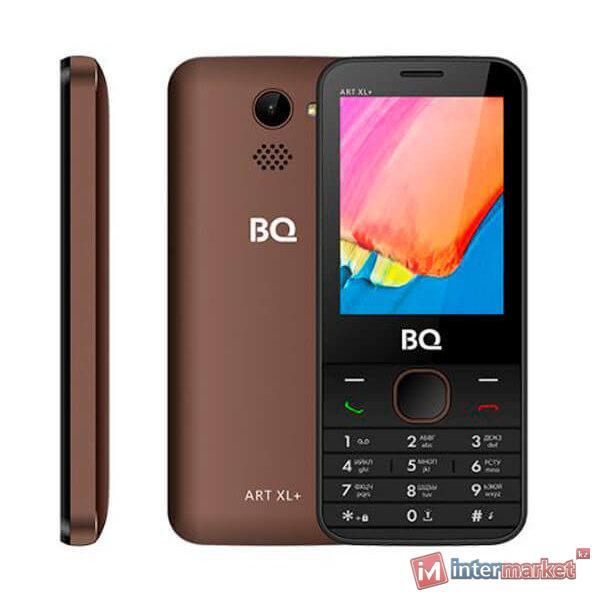 Мобильный телефон BQ-2818 ART XL+ Коричневый /