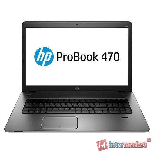 Ноутбук HP ProBook 470 G2 (K9J97EA) (Core i3 5010U 2100 Mhz/17.3