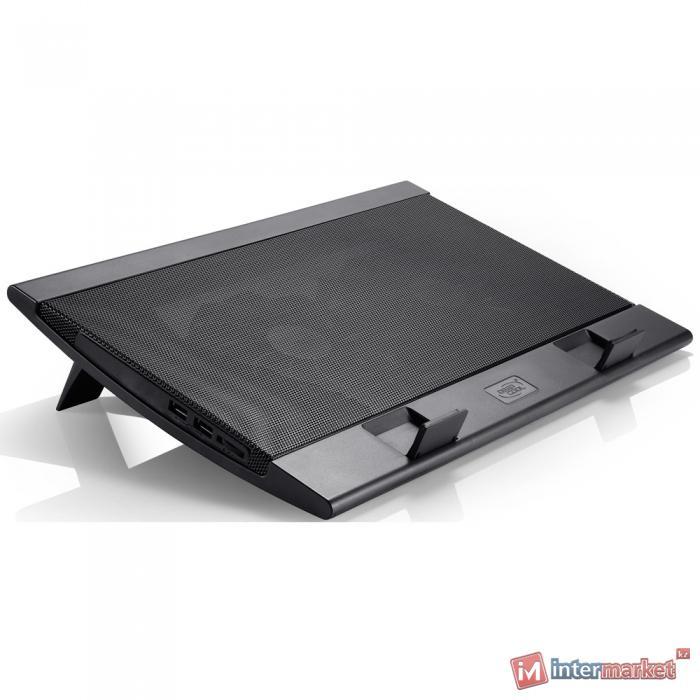 Подставка для ноутбука DeepCool, Wind Pal FS, Черный