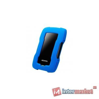 Внешний жесткий диск 2,5 1TB Adata AHD330-1TU31-CBL синий